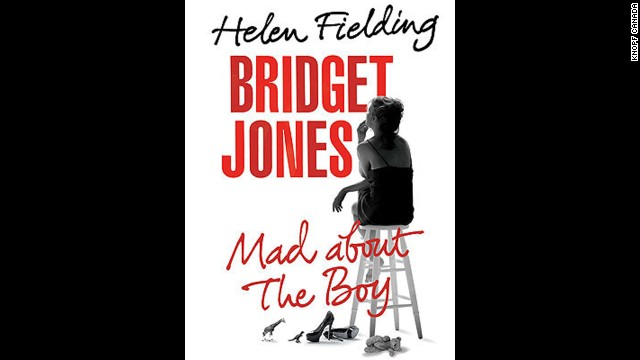 """Bridget Jones: Mad About the Boy"" by Helen Fielding"