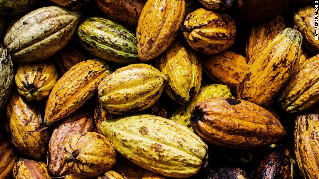 Cocoa-nomics: From bean to bar