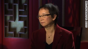 Ying Chan, journalism professor of the University of Hong Kong