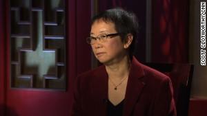 Ying Chan, journalism professor of the University of Hong Kong