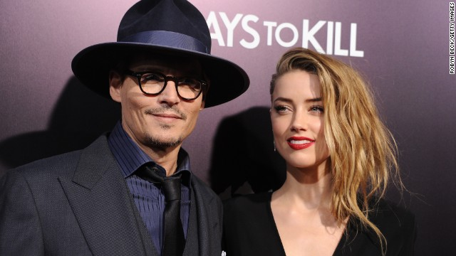 Amber Heard, Johnny Depp and that engagement ring