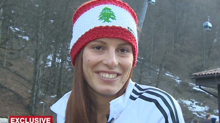 Olympic skier: No regrets for nude pics - CNN Video