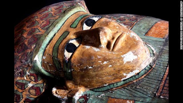 Descubren una momia de 3.600 años en Egipto