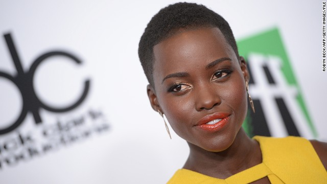 "Nyong'o wowed critics and audiences with her performance in ""12 Years a Slave."""
