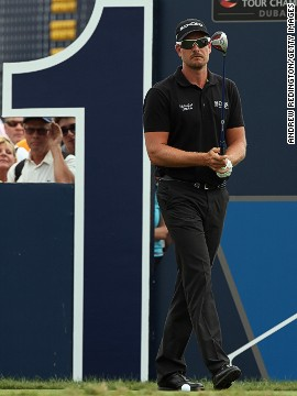 In the summer of 2012, Stenson and his sport's psychologist worked on implementing a long-term plan rather than trying quick fixes. The strategy has borne fruit with Stenson recording three wins in 2013.