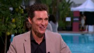 Matthew McConaughey on losing 43 pounds