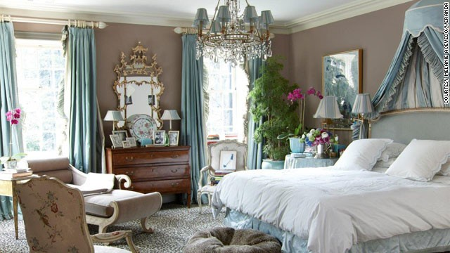 What makes a room romantic CNNcom