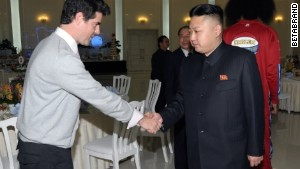 One customer even wore his Dress Pant Sweatpants to meet Kim Jong Un. Seriously.