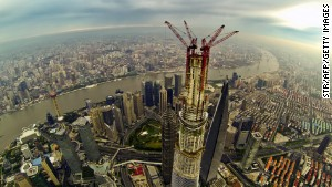 Discover the world's new tallest skyscrapers