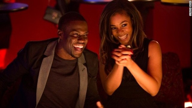 Kevin Hart and Regina Hall star in the romantic comedy