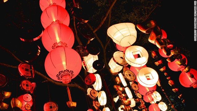 Chinese revelers end their 15-day Lunar New Year celebrations with Lantern Festival, or Yuanxiao Festival. This year's Lantern Festival falls on February 14.