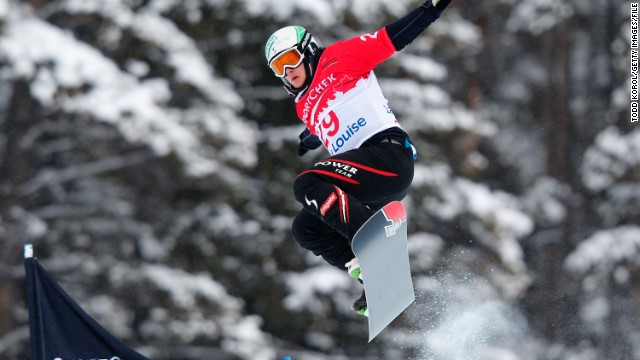 "However, Austrian snowboarder Hanno Douschan was more concerned by the commercialization of Valentine's Day. ""It's a money-making thing,"" he said."