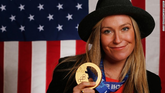 "Snowboarder Jamie Anderson reportedly canceled her account for smartphone dating app Tinder before her event because she found it ""distracting."""