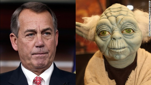 Political Circus: Boehner...A songbird he is
