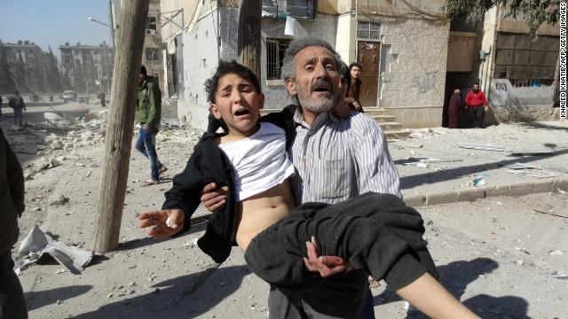 Termina en Suiza con poco progreso la ronda de conversaciones por la paz de Siria