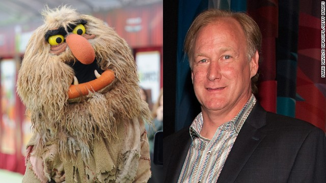 John Henson, son of Jim Henson, voiced