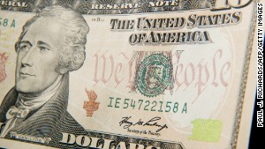 Alexander Hamilton graces the $10 bill but was never president.\n\n