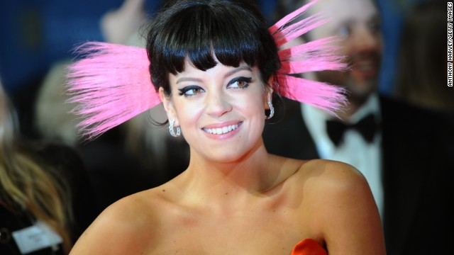 The British Academy of Film and Television Arts hands out its film awards on Sunday, February 16, at the Royal Opera House in London. Here, Lily Allen poses on the red carpet. Click through to see other arrivals at the BAFTA awards: