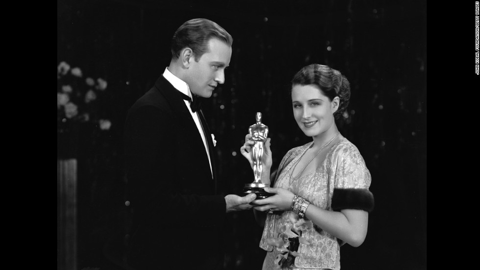 Norma Shearer (octubre de 1930)