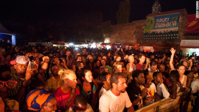 "Sauti za Busara, which translates as ""Sounds of Wisdom,"" is also nicknamed ""The Friendliest Festival on the Planet."" Visitors can enjoy music performances as well as various shows and exhibitions held by local artists."