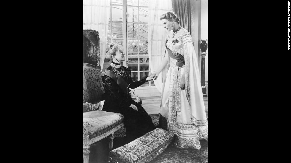 Ingrid Bergman (1957)