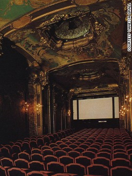 Built in 1896, La Pagode is one of the city's most elegant -- and unusual cinemas. Featuring a Japanese garden and sumptuous interior, the theater was built as a present from Le Bon Marché department store owner Monsieur Morin as a gift to his wife.