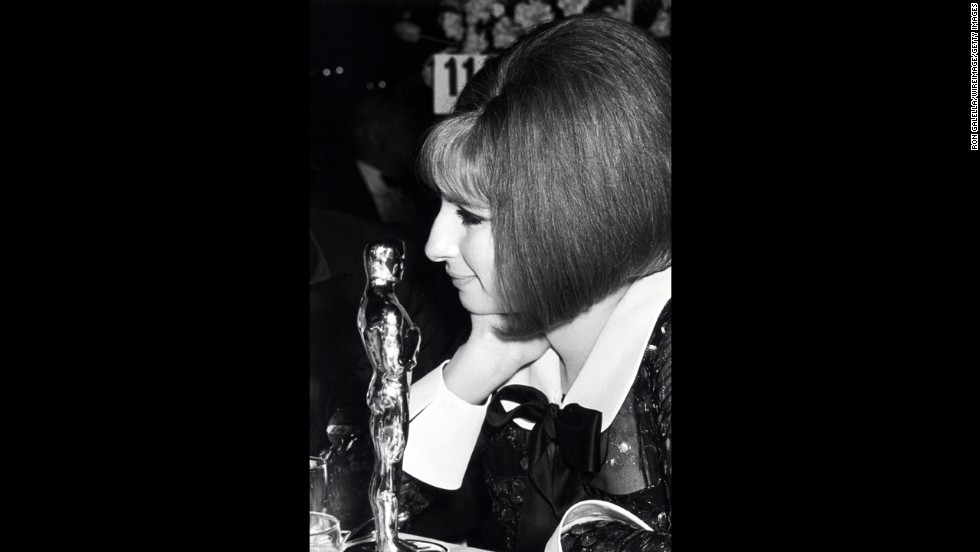 Barbra Streisand (1969)
