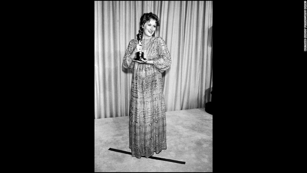 Meryl Streep (1983)