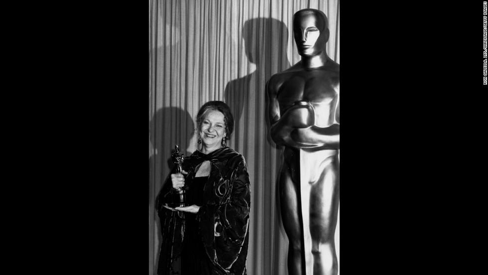 Geraldine Page (1986)