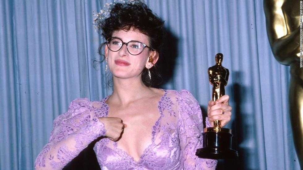 Marlee Matlin (1987)