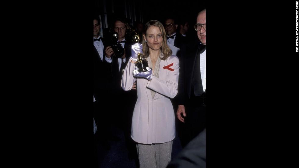 Jodie Foster (1992)