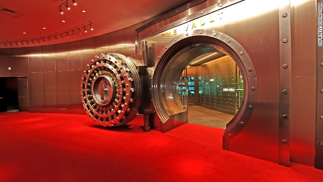 "Coca-Cola claims its formula is the ""world's most guarded secret."" The recipe, the company says, is now kept in a purpose-built vault within the company's headquarters in Atlanta."