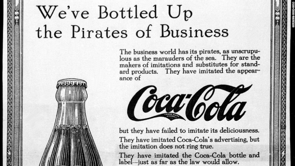 La fórmula secreta de la Coca Cola