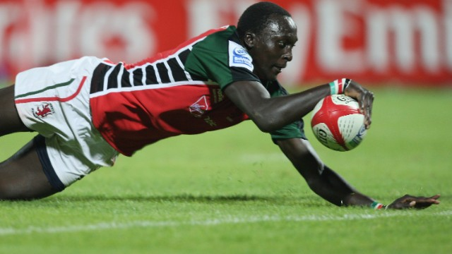 Kayange aims to play for Kenya at this year's Commonwealth Games in Scotland and the 2016 Olympics in Rio, where sevens will make its debut.