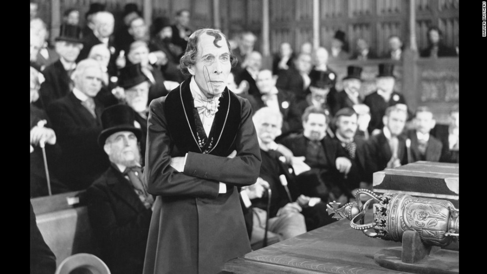 George Arliss (1930)