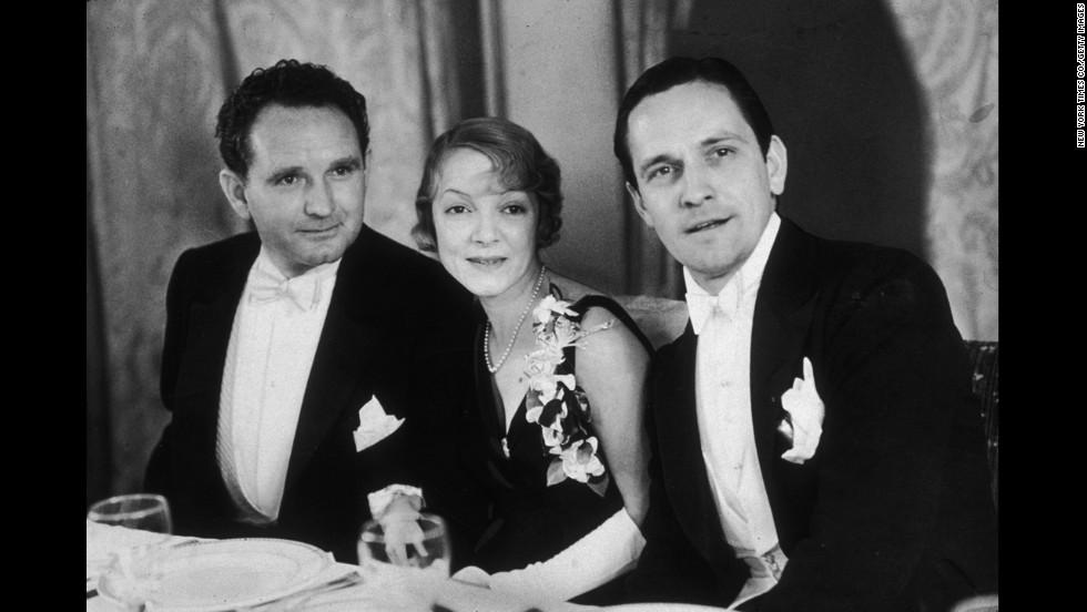 Fredric March (1932)