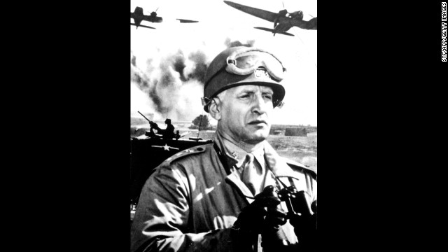 "<strong>""Patton"" (1970) </strong>- The late George C.Scott stars as the legendary Gen. Patton in this epic war film. (Netflix, Amazon)"
