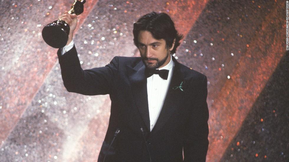 Robert De Niro (1981)