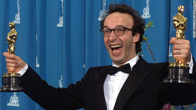 "Italian actor Roberto Benigni was unknown to American audiences before ""Life Is Beautiful,"" but he stole the show at the 1999 Oscars ceremony. The academy gave him the best actor Oscar for ""Life Is Beautiful,"" which also won the prize for best foreign-language film."