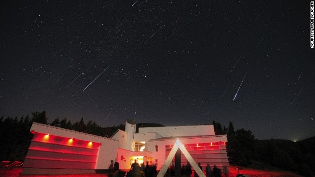 "The annual <a href='http://www.astrolab-parc-national-mont-megantic.org/en/activities.perseids.htm' target='_blank'>Perseids Event</a> at Mont-Mégantic is dedicated to the meteor shower that can be seen every August. Around <a href='http://solarsystem.nasa.gov/planets/perseids.cfm' target='_blank'>50-100 ""fireballs""</a> can be seen per hour across the sky in Quebec, Canada."