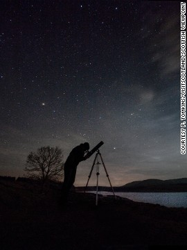 "Star formations or ""stellar nurseries"" can be seen without the use of equipment in this park in Scotland, but details of the nebulae are better observed through one of the two telescopes at the Scottish Dark Sky Observatory, bookable from $8 per person."