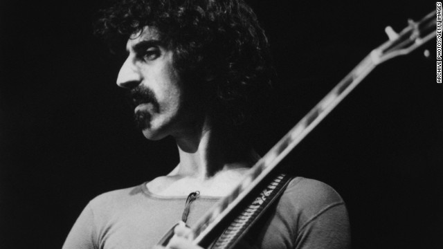 Zit-causing bug bears Frank Zappa's name