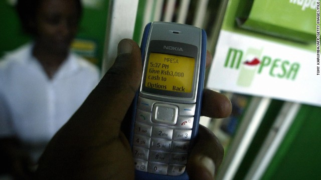 Many businesses are keen to into the proliferation of mobile across Africa, following the success of services like M-Pesa in Kenya.