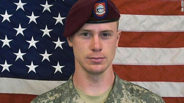 This undated image provided by the U.S. Army shows <strong>Sgt. Bowe Bergdahl</strong>, who had been held by insurgents in Afghanistan since 2009. The White House <a href='http://www.cnn.com/2014/06/01/us/bergdahl-transferred-guantanamo-detainees/index.html'>announced Bergdahl's release</a> on May 31. Bergdahl was released in exchange for five senior Taliban members held by the U.S. military.