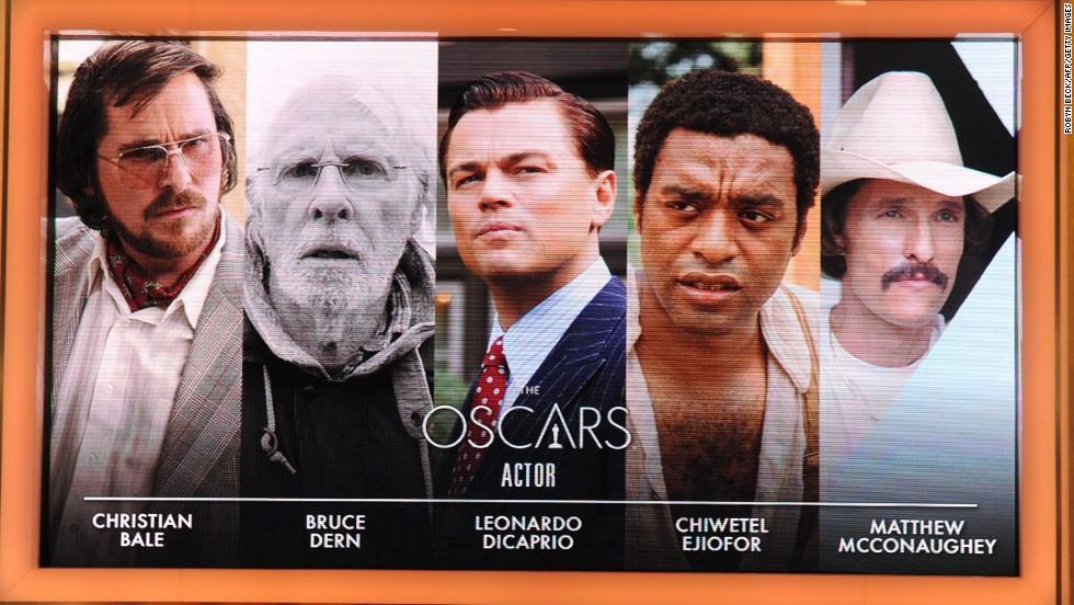 Historia de los ganadores del Óscar a mejor actor