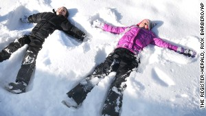 Students, say goodbye to snow days