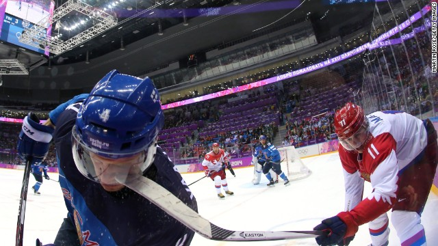 Host Russia carried the hopes of a nation with a mix of NHL stars such as Alexander Ovechkin and products of a strong domestic league. But a quarterfinal defeat to Finland proved a bitter pill to swallow.