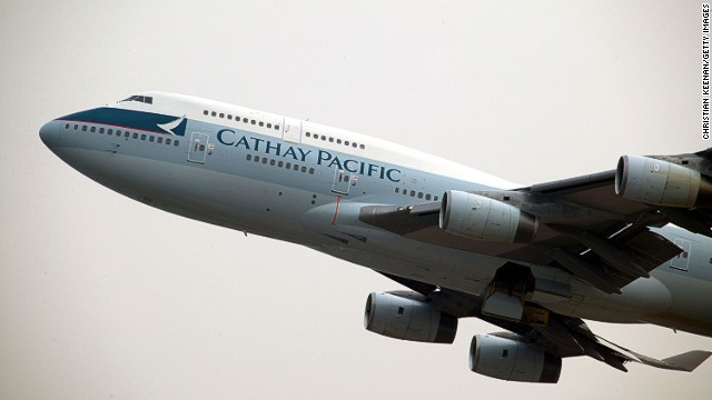Cathay Pacific Flights to China
