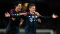 Bayern and Atletico triumph