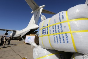 El presupuesto anual de asistencia de la ONU